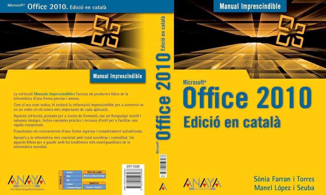 Manual imprescindible Microsoft català
