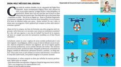 Qualsevol pot comprar un dron amb càmera i començar a gravar?