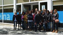 Reunió de l'equip administratiu dels Centres CEINA a Catalunya
