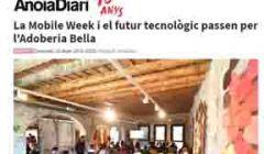 La Mobile Week i el futur tecnològic passen per l'Adoberia Bella