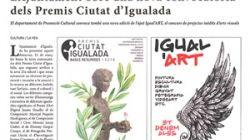 Oberta una nova convocatòria dels Premis Ciutat d'Igualada i l'ajut Igual'ART
