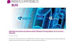 """CEINA ofereix els exàmens oficials """"Blockchain Training Alliance"""""""