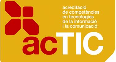 Prepara l'examen de la prova de l'acTIC de grau mitjà i aconsegueix el certificat oficial