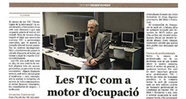 Les TIC com a motor d'ocupació