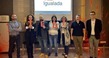 Presentació de TEDx Igualada 2021