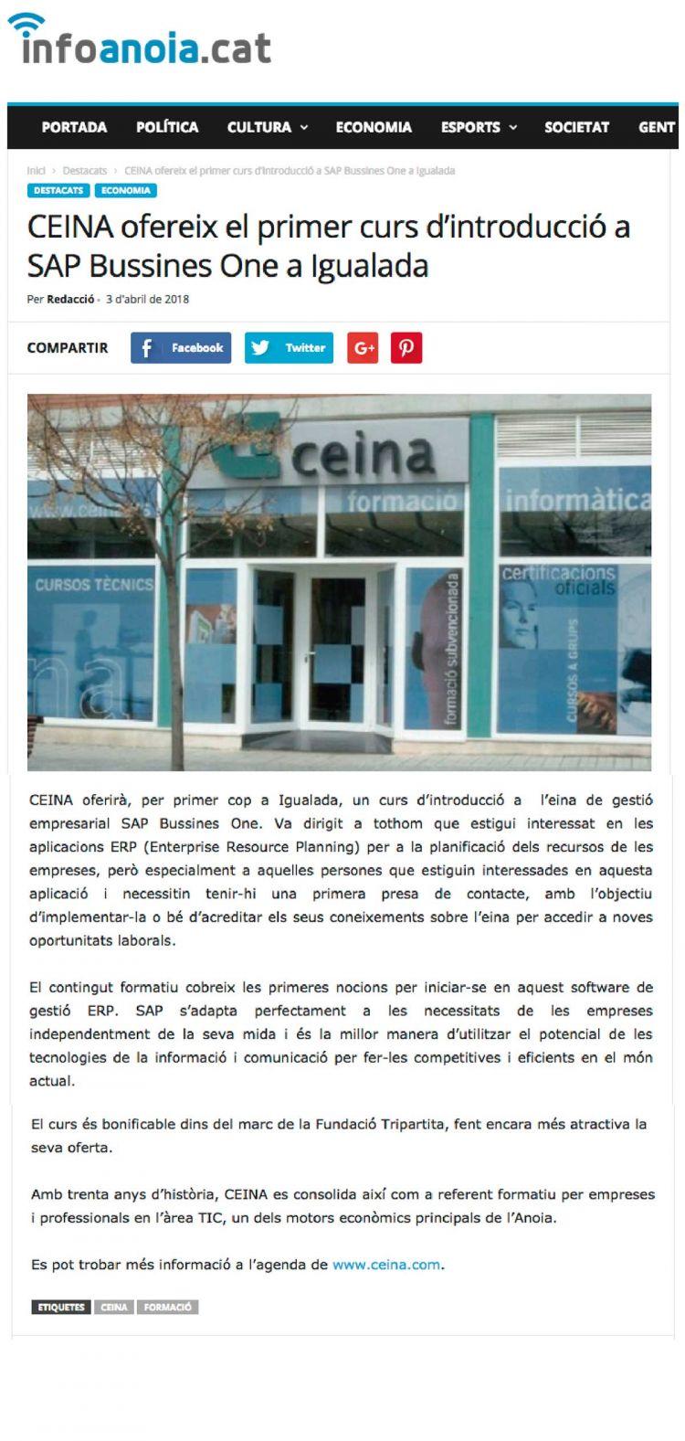 SAP INFOANOIA   CEINA (1)