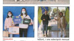 Tres centros educativos galardonados en el concurso EntreviSTEM de TICAnoia