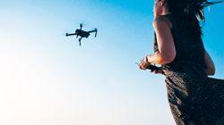 Formación oficial en pilotaje de drones. Inversión con nuevas perspectivas laborales.
