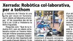 Robótica colaborativa para todos