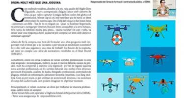 ¿Cualquiera puede comprar un dron con cámara y comenzar a grabar?