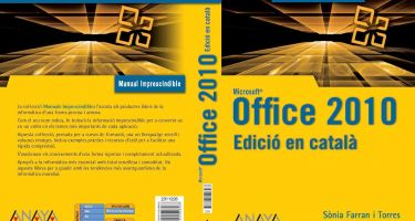 CEINA edita el primer manual en catalán para Office 2010