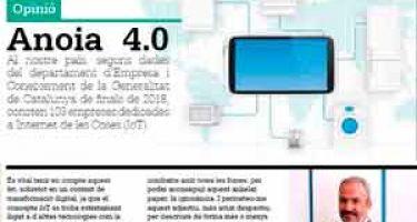 Anoia 4.0 / Opinión